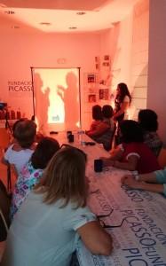 workshop-social-arteterapia FUNDACIÓN P.R.PICASSO art&museum