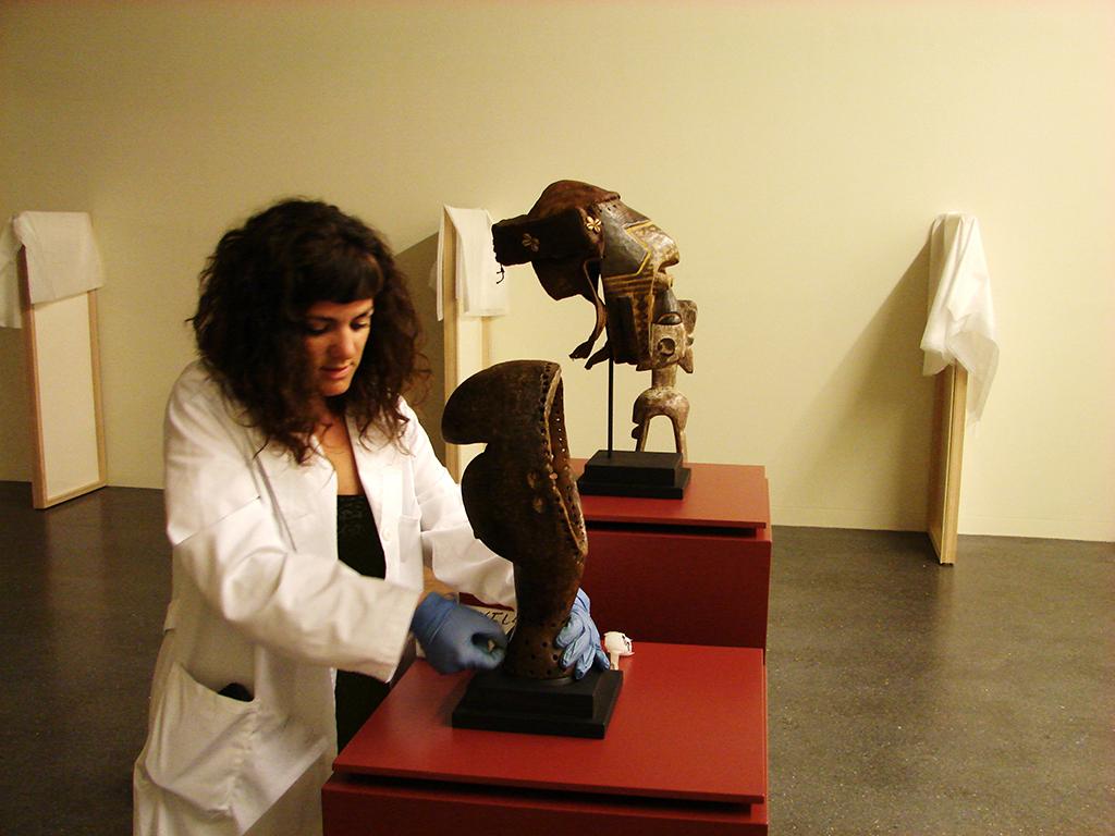 Conservacion Correo art&museum