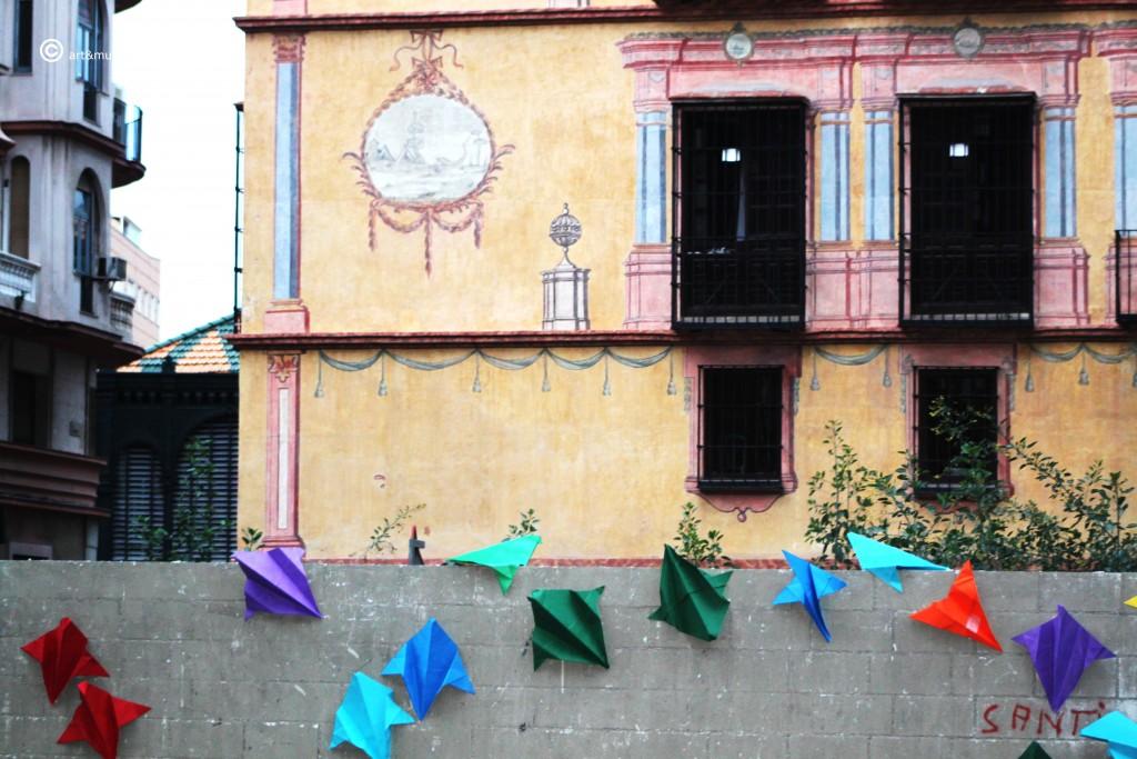 Palomas mensajeras Octubre Picassiano Alameda -art&museum