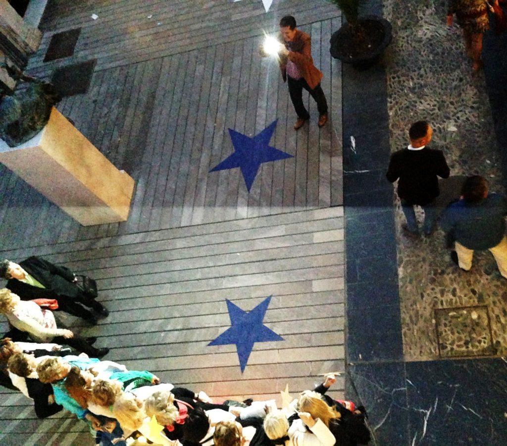 Noche en Blanco- Noche estrellas- Museo Revello de Toro-art&museum