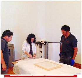 art&museum- Picasso en Chile