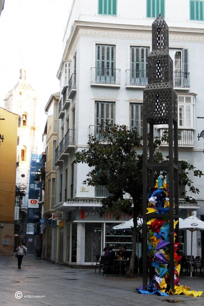 Palomas mensajeras de Picasso Escultura Jaume Plensa-art&museum