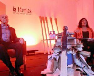 Noche de los Libros Termica- mesa especial-art&museum