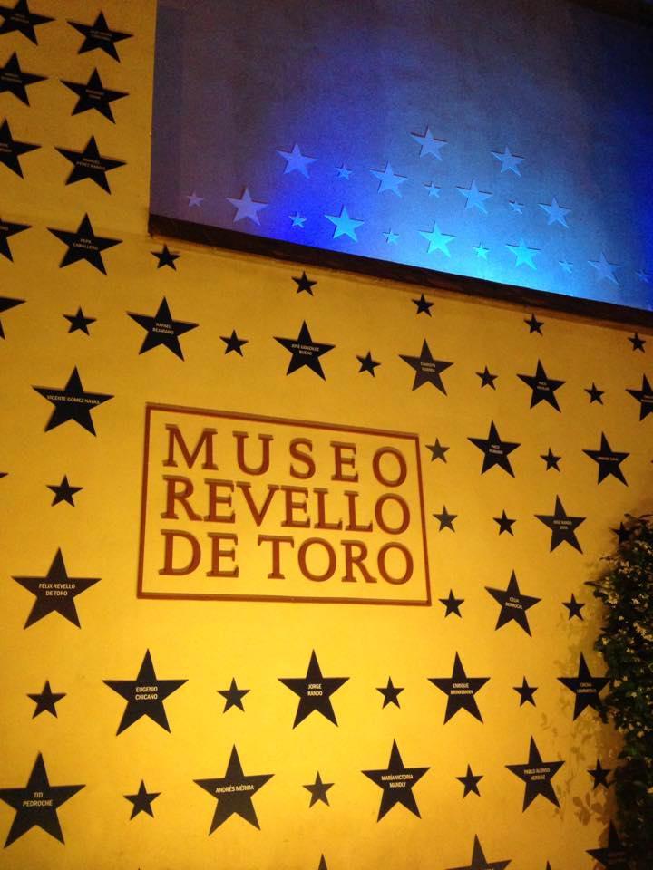 Noche en Blanco- Museo Revello de Toro
