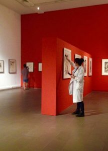 corre Chile-Picasso-art&museum