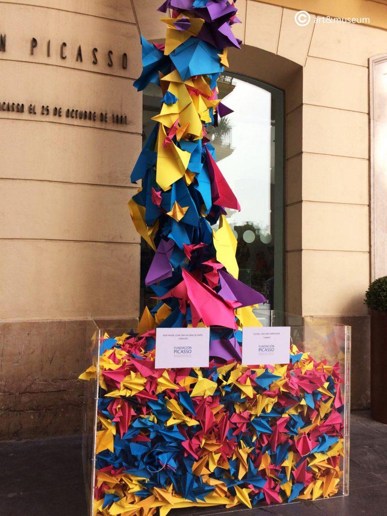 xxix-octubre-picassiano-picasso-malaga-palomas-papiroflexia-artmuseum
